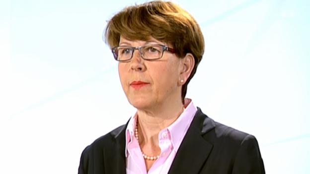 Video «Postchefin Susanne Ruoff über US-Kunden» abspielen