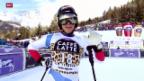 Video «Ski: Das Duell Vonn vs. Gut» abspielen