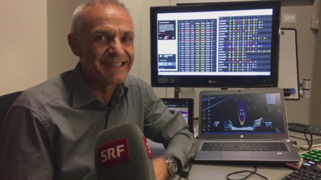 Video «Stäuble: «Sauber hätte Platz 10 verdient»» abspielen