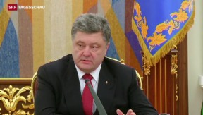 Video «Friedenstruppen für die Ost-Ukraine» abspielen