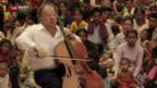 Video «Die Schweiz gedenkt Beatocello» abspielen