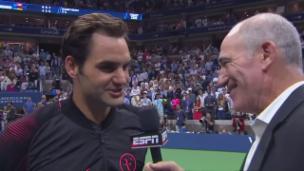 Video «Po-Probleme bei Federer und Rätselraten um Kates Baby» abspielen