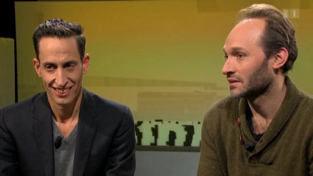 Martin Zimmermann & Dimitri de Perrot