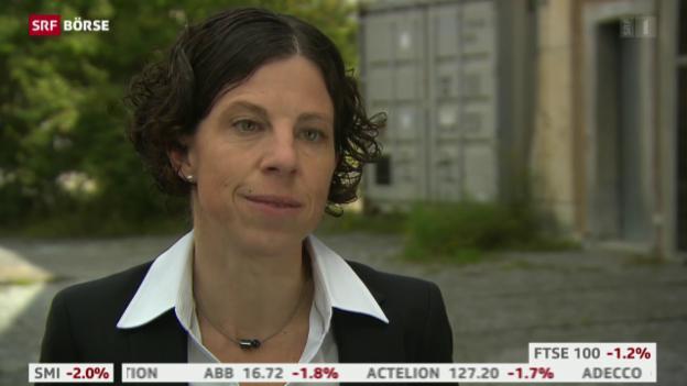 Video «SRF Börse vom 24.09.2015» abspielen