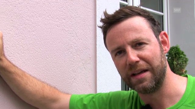 «SRF bi de Lüt – Live»: Nik Hartmann macht sich fit für die Show