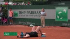 Video «Bencic wehrt 5 Matchbälle ab und gewinnt noch» abspielen