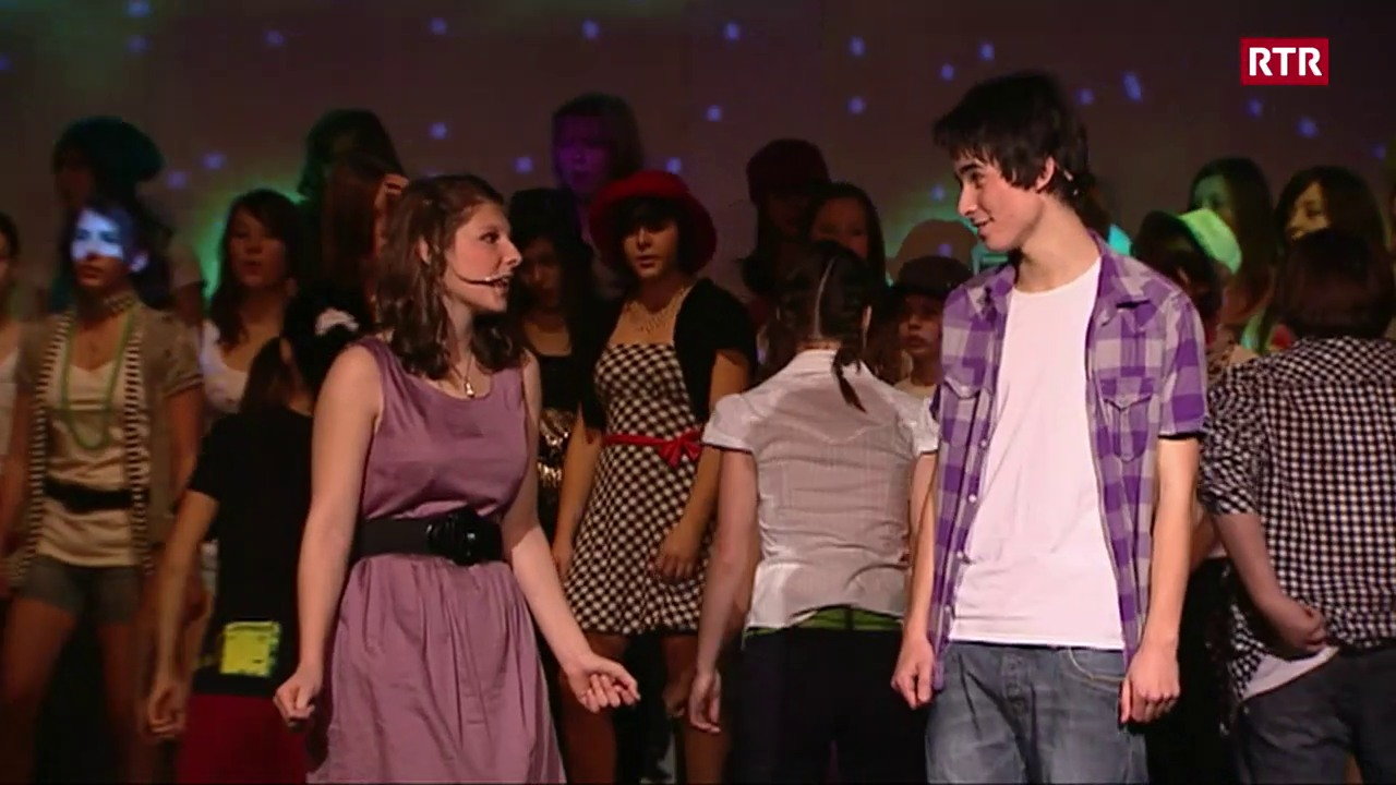 Minisguard 23-01-2010 Premiera High School Musical