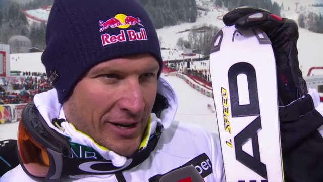 Ski alpin: Interview mit Svindal («sportlive»)