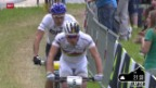 Video «Mountainbike: Weltcup in Albstadt» abspielen