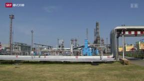 Video «Ukraine und ihr Gasproblem» abspielen