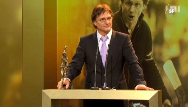 «Sports Awards»: Trainer des Jahres Arno Del Curto