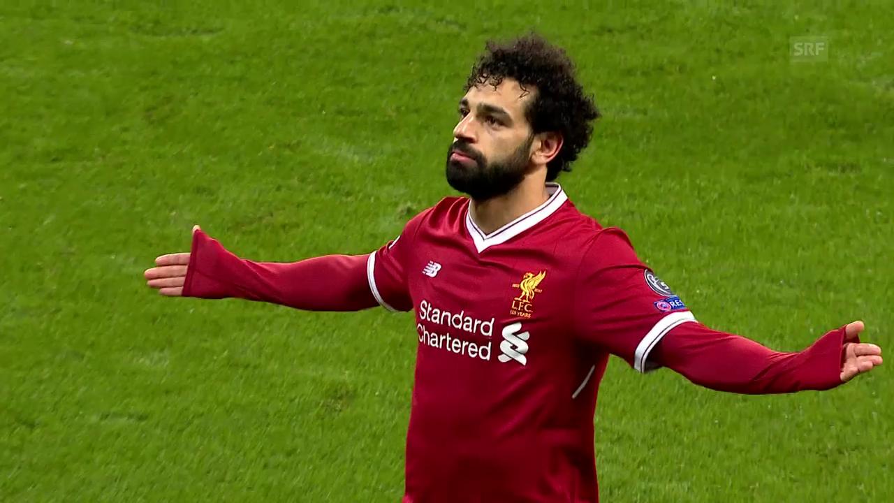 Liverpool eliminiert Manchester City