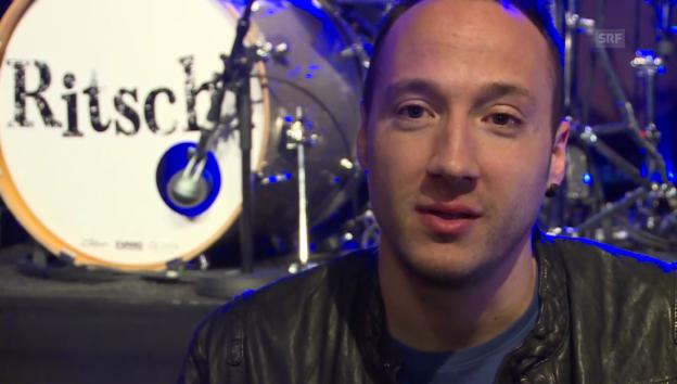 Video «Ritschi über den Druck der Solokarriere» abspielen