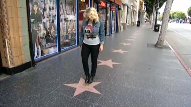 Video «In Los Angeles mit Beatrice Egli» abspielen
