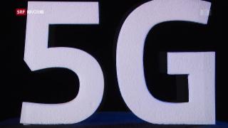Video «Huawei unter Spionage-Verdacht» abspielen