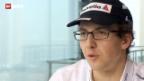 Video «Warum Simon Ammann weiter macht («sportlounge»)» abspielen