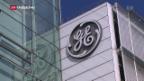 Video «Stellenabbau etwas geringer bei GE» abspielen