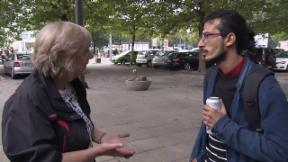 Video «Hitlergruss in Chemnitz» abspielen