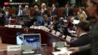Video «EU berät erneut über Flüchtlinge» abspielen