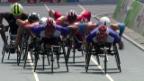 Video «Die Entscheidung im 5000-m-Rennen» abspielen