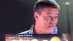 Video ««Die Stimme» Freiburg: José Aldana» abspielen