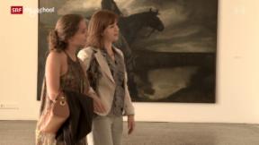 Video «Rendez-vous à Nice: Au musée (12/20)» abspielen