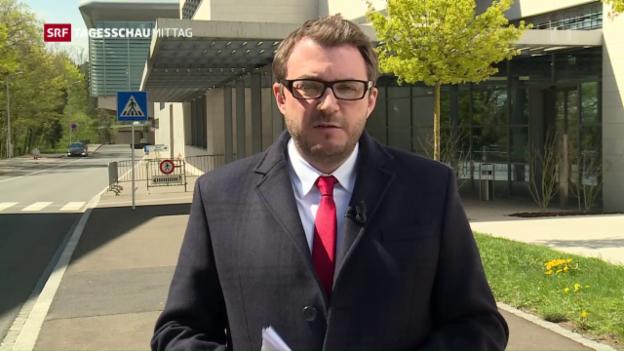 Video «EU-Minister verhandeln Verteilschlüssel» abspielen