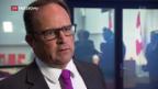 Video «Thomas Fritschi wird künftig «Spione» überwachen» abspielen