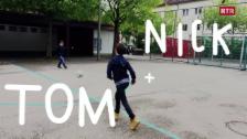 Laschar ir video «Tom e Nick»