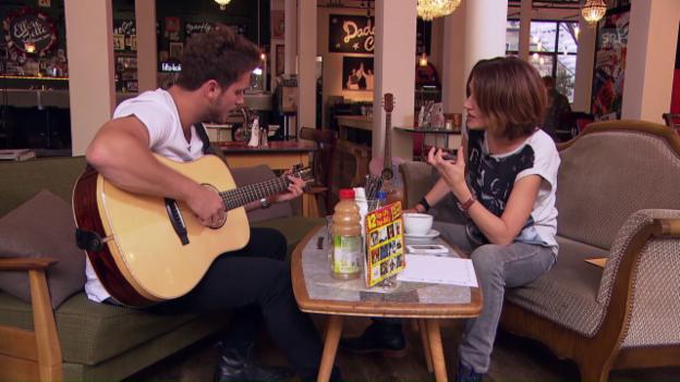 Video «Sina und Bastian Baker» abspielen