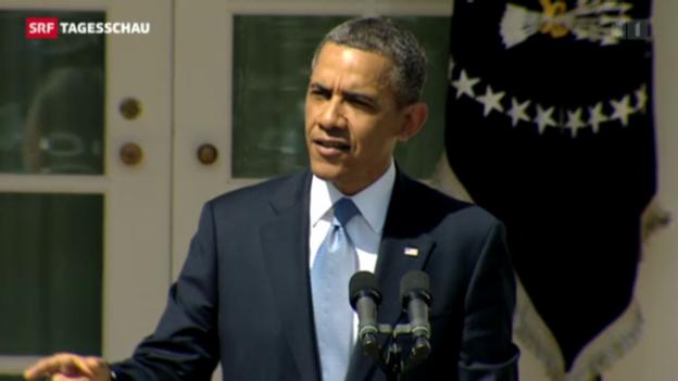 Video «Budget-Debatte in den USA» abspielen