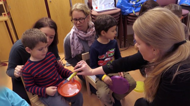 Video «Autismus-Therapie (3)» abspielen