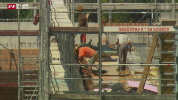 Video «Lohndumping-Fall in Sursee» abspielen