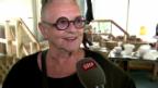 Video «Christa de Carouge: Abschied von der Modedesignerin» abspielen