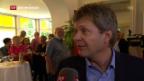Video «Jürg Grossen: «Velo bekommt das Gewicht, das es verdient»» abspielen