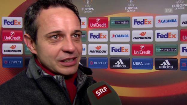 Video «Heusler, Vaclik und Lang freuts: Basel mit dramatischem Sieg» abspielen