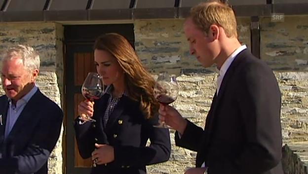 Video «Beweis 1: Im Wein liegt die Wahrheit» abspielen