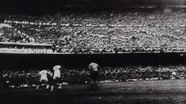 Video «Highlights WM 1950: Final Brasilien Uruguay 1:2» abspielen