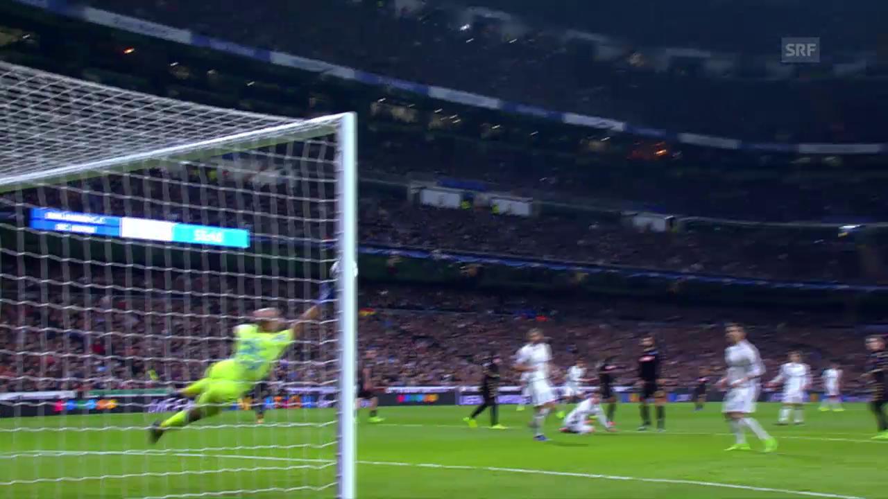 In Madrid und München: 2 Spiele, 4 Traumtore
