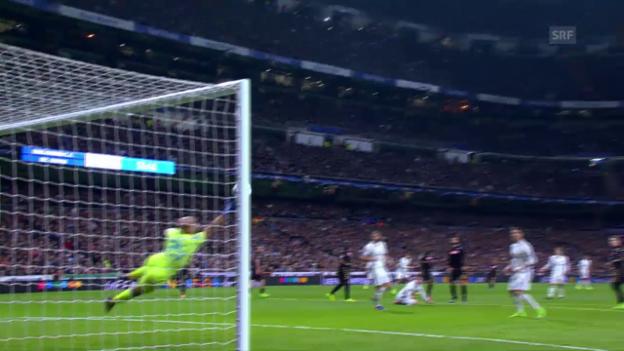 Video «In Madrid und München: 2 Spiele, 4 Traumtore» abspielen
