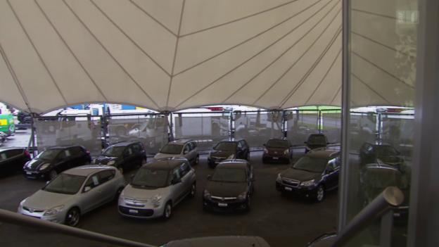 Video «Autohändler im Check: Miese Offerten für Occasionen» abspielen