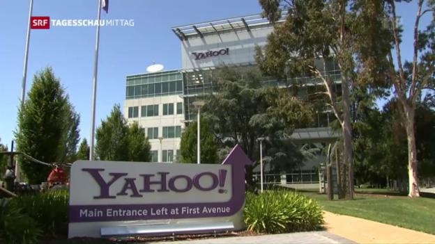 Video «Yahoo liest Mails für Geheimdienst mit» abspielen