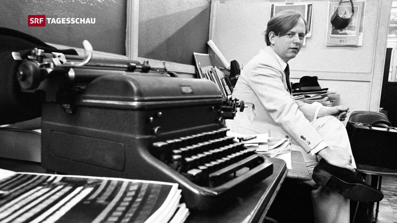 Schriftsteller Tom Wolfe ist tot