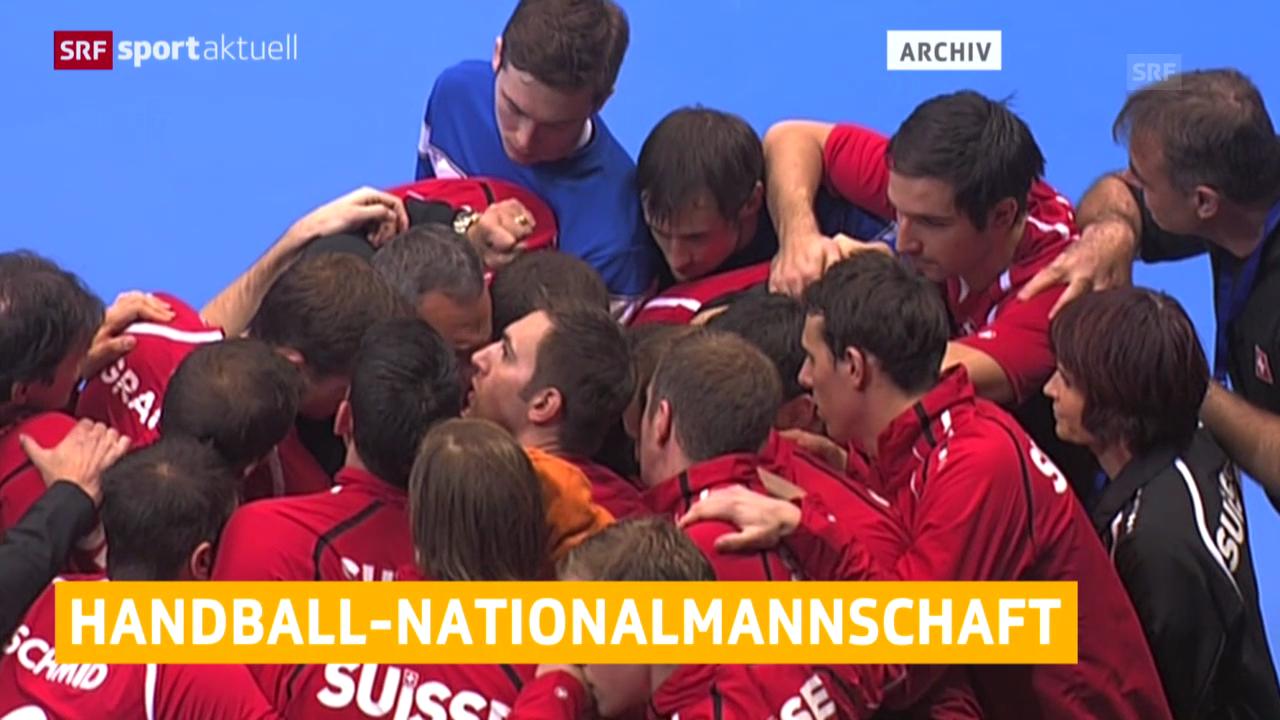 Handball: Remis für die Schweiz («sportaktuell» vom 2.1.2014)
