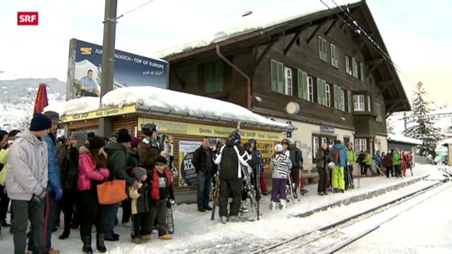 Jungfraubahnen rüsten auf