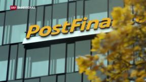 Video «Postfinance baut Stellen ab» abspielen