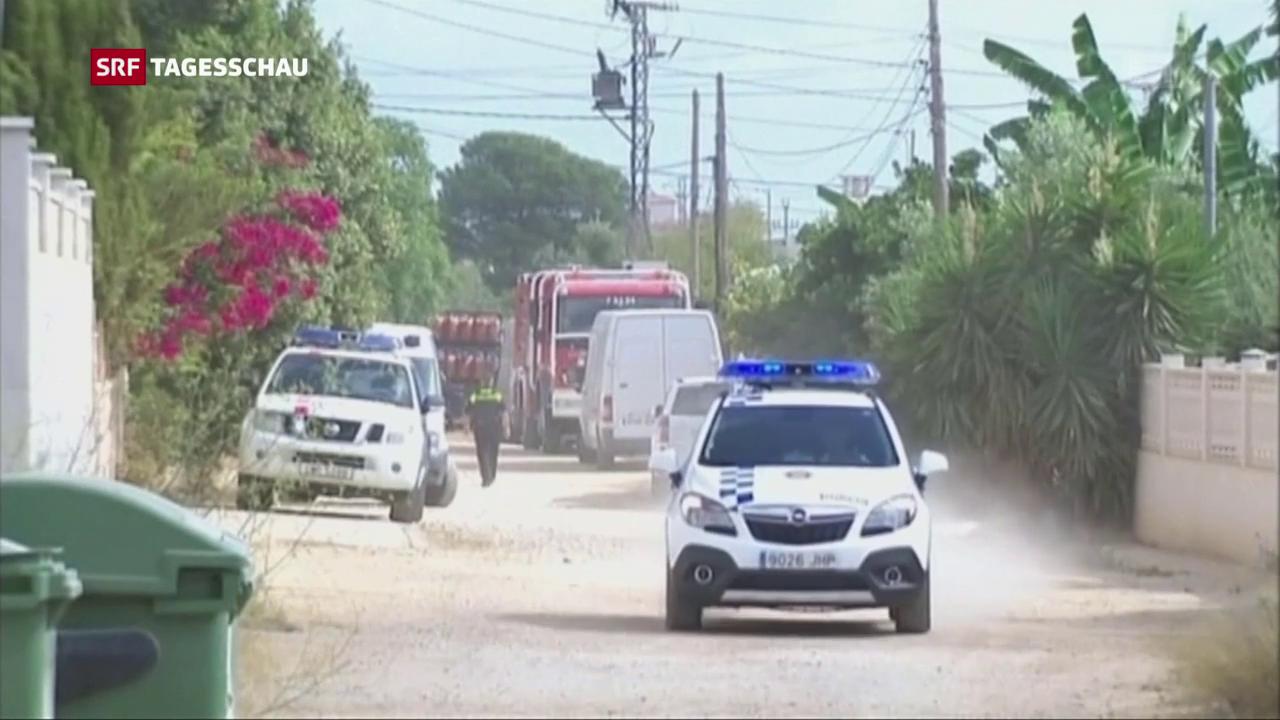 Polizei erschiesst Hauptverdächtigen