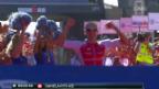 Video «Ryf auch am Ironman in Südafrika nicht zu stopoen» abspielen