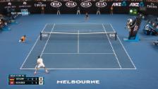 Link öffnet eine Lightbox. Video Live-Highlights Federer - Struff abspielen