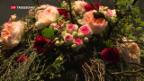 Video «Schweizer Meisterschaften im Blumenbinden» abspielen